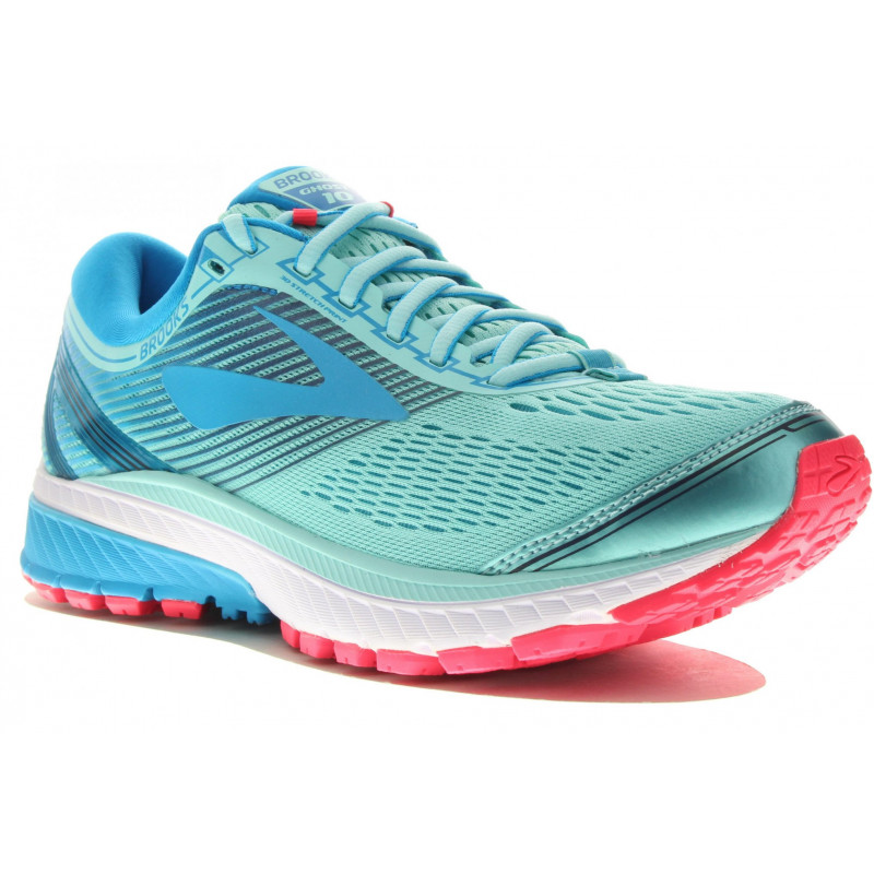bf6fb41c36ac25 Brooks Ghost 10 W Chaussures running femme