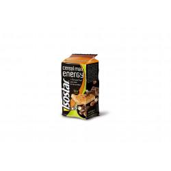Isostar Barres Cereal Max Energy - Chocolat Noisette Diététique Barres