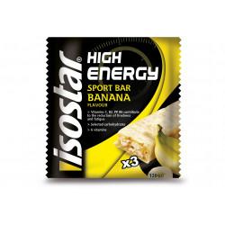 Isostar Barres High Energy - Banane Diététique Barres