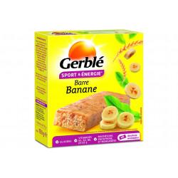 Gerblé Barres banane Diététique Barres