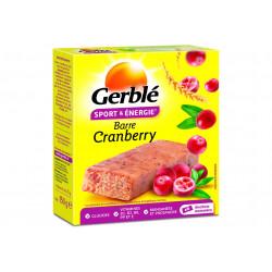 Gerblé Barres cranberry Diététique Barres