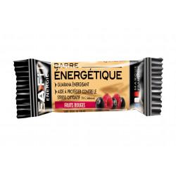 EAFIT Barre Énergétique fruits rouges Diététique Barres