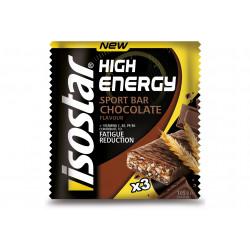 Isostar Barres High Energy - Chocolat Diététique Barres