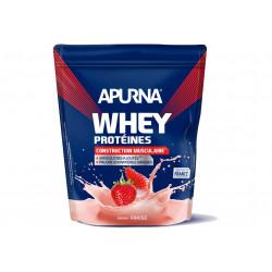 Apurna Whey Protéines - Fraise Diététique Protéines / récupération