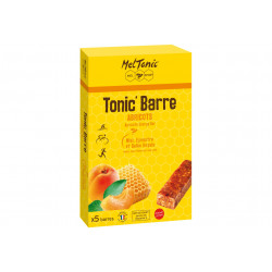 MelTonic Etui Tonic'Barre - Abricot Miel Diététique Barres