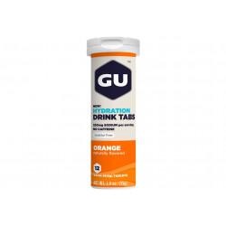 GU Tablettes Hydratation Drink - Orange Diététique Boissons