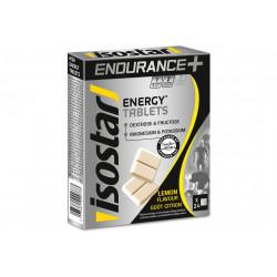 Isostar Endurance + Energy tablettes Citron Diététique Boissons