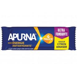 Apurna Barre énergétique - Citron/Amande Diététique Barres