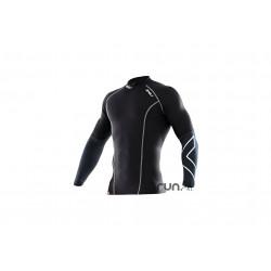 2XU Elite L/S Xform Compression M vêtement running homme