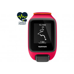 Tomtom Runner 3 Cardio - Small Cardio-Gps