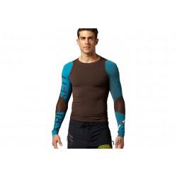 Reebok Tee-shirt CrossFit Midweight Compression M vêtement running homme