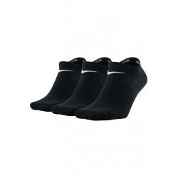 Nike Lightweight No-Show Socks 3PPK Chaussettes running - Noir