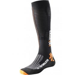 X-Socks Accumulator Run black - Article compression pour Homme - Noir