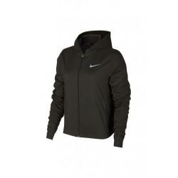 Nike Shield Running Jacket - Vestes course pour Femme - Noir