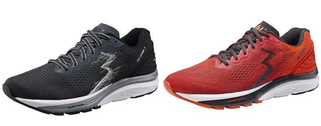 Avis / Test 361° SPIRE 3 chaussures running homme coloris