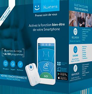 Pack électrostimulation Bluetens : remise de 30€ gâce à ce Running Award