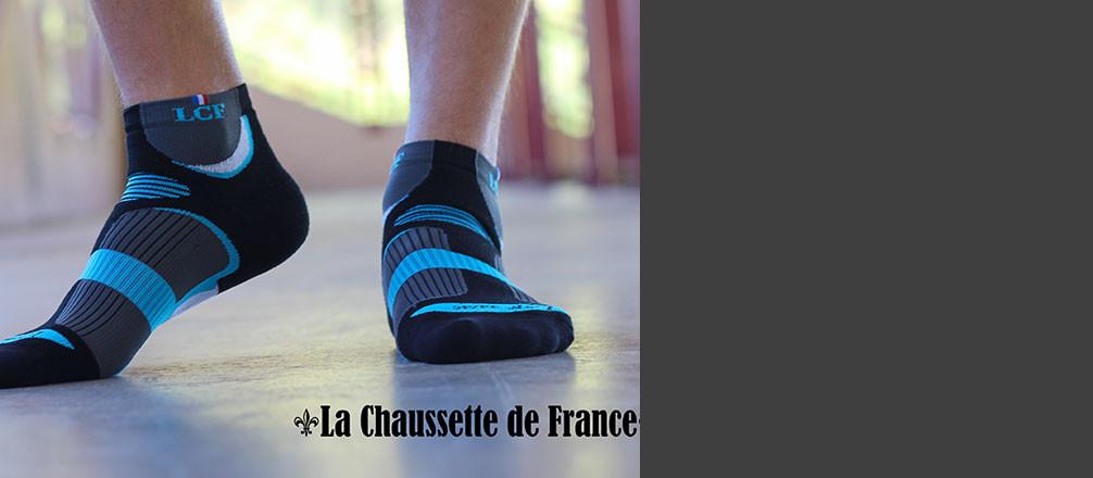 AVIS et test de la chaussette SIERRA de la marque Chaussette de France