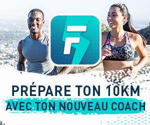 Plan d'entraînement 10KM personnalisé et évolutif avec FREQUENCE Running partenaire de runagora