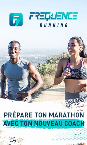 Plan d'entraînement marathon personnalisé et évolutif avec FREQUENCE Running partenaire de runagora